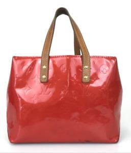 Louis Vuitton Verni PM Tote Bag M91088 + Dust Bag