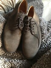 Orvis Mens 9 Brown Buck Shoes. Orvis Sporting Tradition. Made In Brazil 87RR