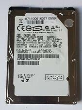 "160 GB SATA Hitachi 5K320-160 HTS543216L9A300 5400rpm 8MB HDD 2.5"" Festplatte"