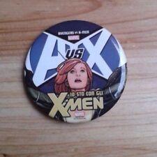 AVENGERS VS X-MEN SPILLA/PIN MARVEL - JEAN GREY/FENICE - GADGET UFFICIALE PANINI