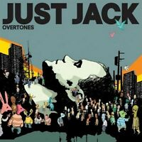 JUST JACK Overtones SHOP SOILED CD NEW