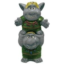 Disney Frozen Trolls Magnetic Ceramic Salt & Pepper Shaker Set - Westland