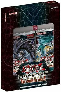 YU-GI-OH! TCG Dragons of Legend: The Complete Series Box