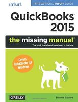 QuickBooks 2015: The Missing Manual: The Official Intuit Guide to QuickBooks 20