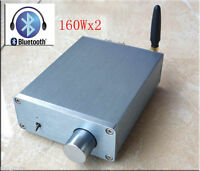 Finished BL20A TDA7498E Power amplifier Bluetooth 160W+160W HL-43