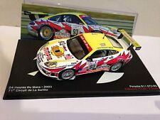 VOITURE MINIATURES 1/43 24 HEURES DU MANS PORSCHE 911 GT3-RS MIN000832