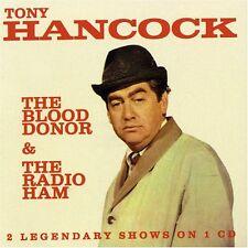 Tony Hancock - The Blood Donor and The Radio Ham [CD]