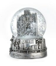 Miami Florida Snowdome Snow Globe-New-65mm