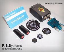 RFID U-LONG-RANGE READER, DXURL100-232, 70...80cm RANGE
