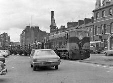 PHOTO  1975 CORK CITY RAILWAY 1975 12 JUST PAST THE SHORT-CUT NO. 184 IS AT THE