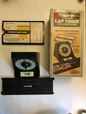 Tyco Pro Lap Timer HO Slot Car in Box