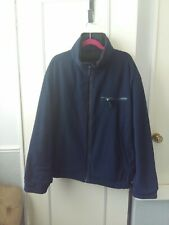 Marks&Spencer Reversible Mens Fleece Jacket Navy/Black Size XXL 47-48 Chest