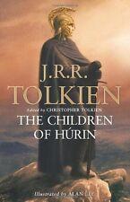 The Children of Húrin,J. R. R. Tolkien, Christopher Tolkien, Alan Lee