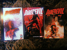 Daredevil TPB Marvel Lot Wake Up Chinatown Supersonic Mack Bendis Soules