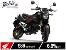 Honda 75 to 224 cc Capacity (cc) MSX Motorcycles & Scooters