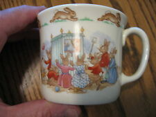 "Royal Doulton, 1985, England,  Bunnykins Bone China Mug, 3"" high"
