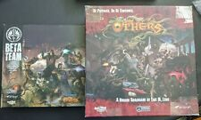 The Others 7 Sins + Beta Team & Envy Expansions, Wooden Insert, Plastic Upgrades