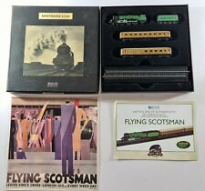 More details for atlas editions minitrains. flying scotsman. boxed 1/220 scale model toys