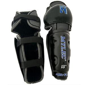 "Mylec MK3 Shin Pad - 8"" , Black"