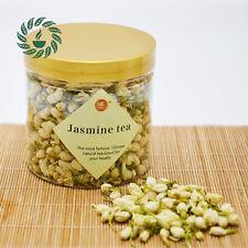 75g Natural Organic Jasmine Buds Flower Floral Premium health Loose Tea