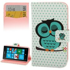 Book Style Phone Shell Bumper Flip Horizontal Cover Pouch For Mobile Nokia Lumia