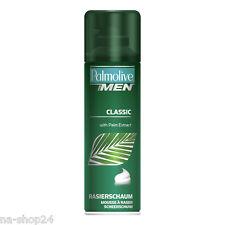 ( 9,97€/ L) 300ml PALMOLIVE ESPUMA DE AFEITAR HOMBRE CLASSIC CON Palm Extracto