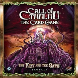 Call of Cthulhu: LCG – The Key and the Gate Expansion *NEW* **FAST SHIP**