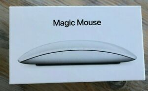 Apple Magic Mouse 2 MLA02LL/A Bluetooth Wireless Rechargeable Open Box- White