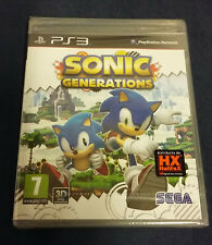 Sonic Generations (ITA) PS3 - totalmente in italiano