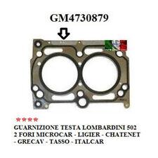 GUARNIZIONE TESTATA 2 TACCHE LOMBARDINI 502 MICROCAR LIGIER CHATENET GM4730879