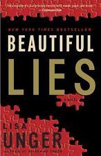 Beautiful Lies (Ridley Jones) ( Unger, Lisa ) Used - VeryGood