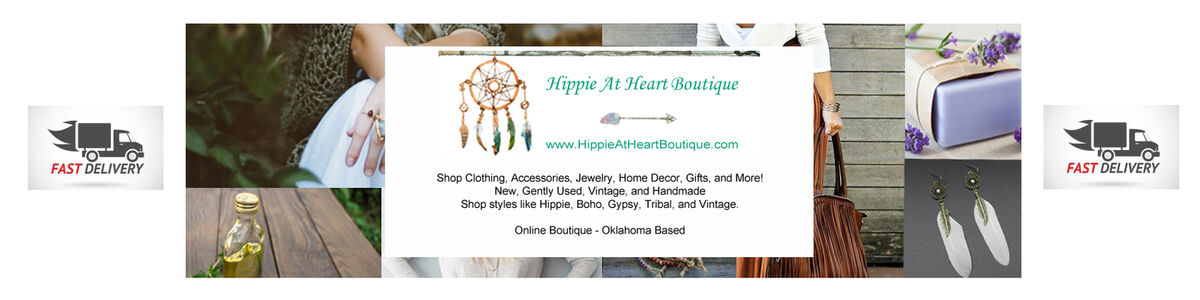 Hippie At Heart Boutique