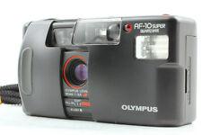 【 près De Mint 】 Olympus AF-10 Super Qd Point & Shoot 35mm Caméra à Film Japon #