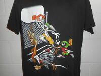 Vintage 90s 1993 Looney Tunes Basketball T-Shirt M/L