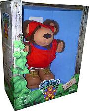 "Furskins 14""  Hank Spitball™ Plush Bear !! New!! - Mint In Sealed Box - MISB!!"