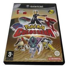 Pokemon Colosseum Nintendo Gamecube PAL *No Manual* With Memory Card