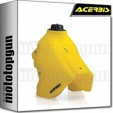 ACERBIS 0001604 SERBATOIO GIALLO SUZUKI DR 400 Z 2004 04 2005 05 2006 06 2007 07