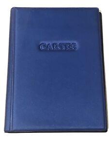Portfolio Cartes Collection Pokemon Star Wars MTG - Format A5 - 128 cartes