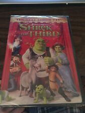 Shrek the Third Brand New DVD Mike Myers Dreamworks Widescreen