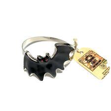 Bath & Body Works Holder Ring for a 1.3 oz mini Candle Black Bat Halloween NEW