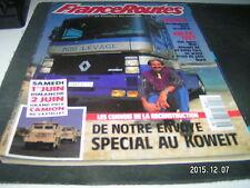 *** France Routes n°117 Le 3eme Arctic Test / Reconstruction Koweit