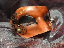 Rugged Steampunk Mask (Handmade) One Of A Kind!