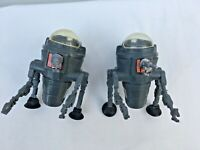 2 X Star Wars Vintage ESB Mini Rig CAP-2 Captivator 2