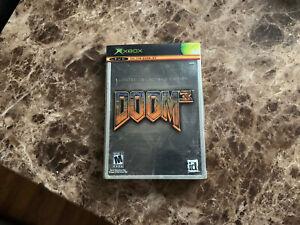 doom 3 limited collectors edition Xbox