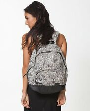 NEW RIP CURL MOON RIVER BLACK BACKPACK Y422 RP $59.50