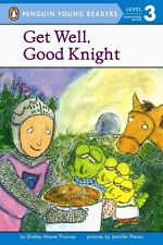 Get Well, Good Knight (Penguin Young Readers, L3)-ExLibrary