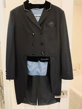 Pre-Owned Gorgeous Cavallo Girasol Dressage Shadbelly, 8 Sets Of Vest Points!