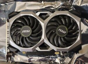 MSI GeForce GTX 1660 Ti VENTUS XS Graphics Card USED