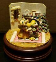 San Francisco Music Box Company Mouse 1991 Taiwan