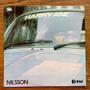 VINYL LP Nilsson Harry And 1979 K TEL RCA NE1050 EX/VG+